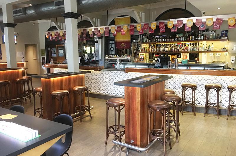 SPorts Bar FA