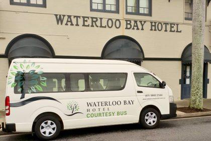WBH Courtesy Bus