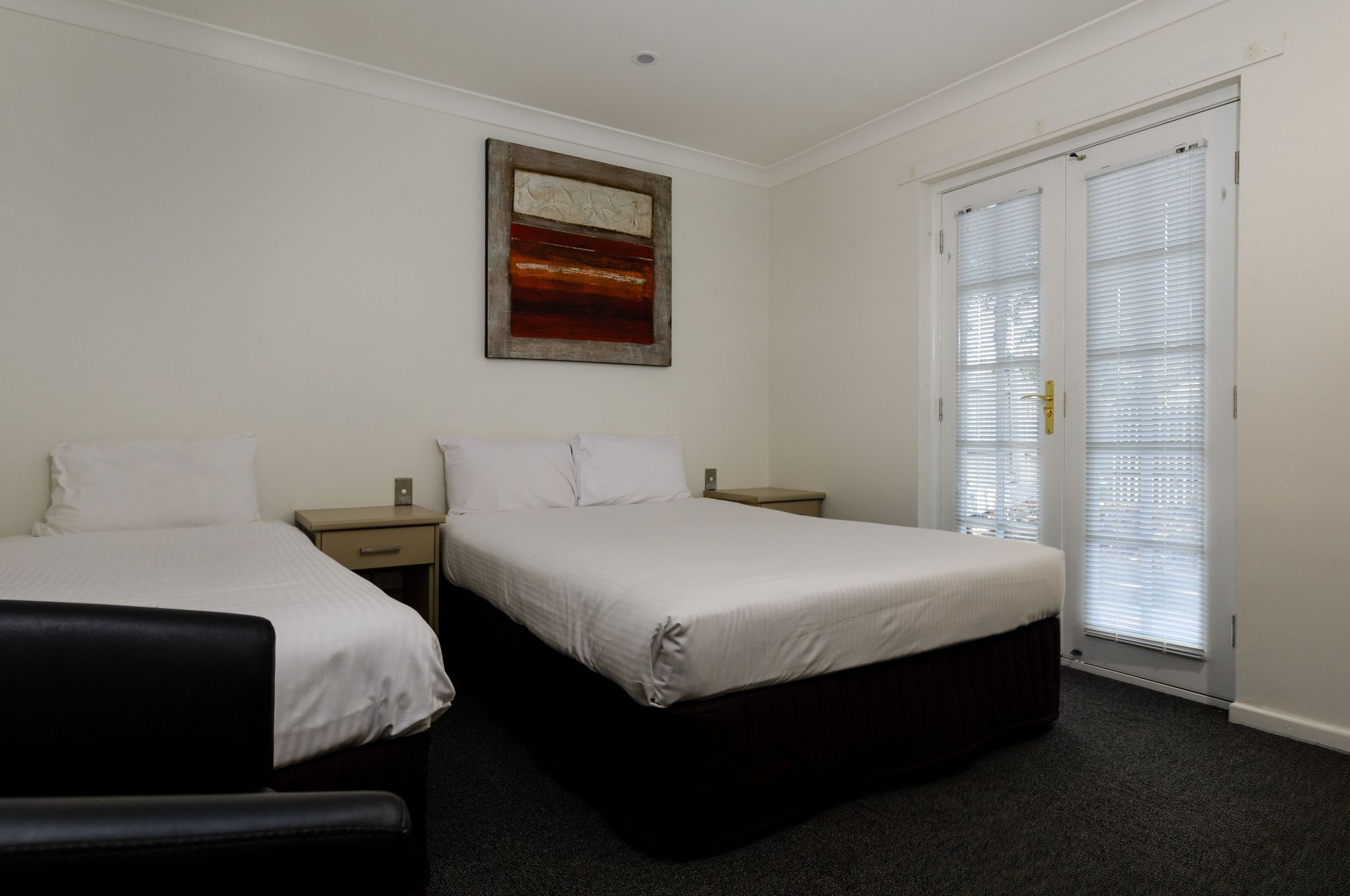 Waterloo Bay Hotel - Motel Accommodation - Byrneside Twin Motel Room 1